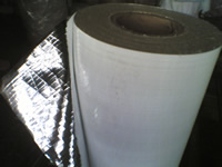 White Polypropylene Film